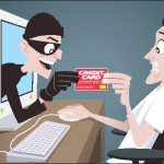 internet theft cartoon