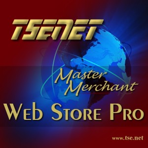 TSE.NET product Web Store Pro Master Merchant E-commerce