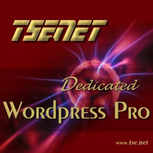 TSE.NET product WordPress Pro Dedicated