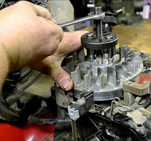 small engine repair business